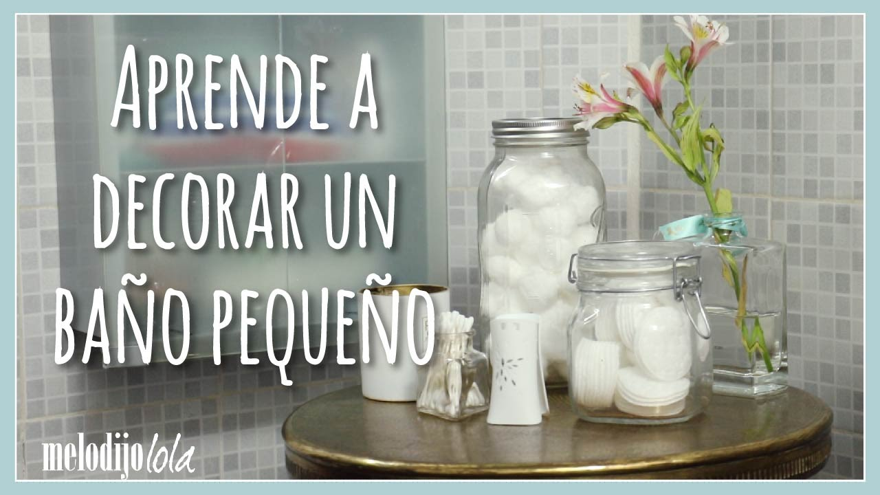 Decorar Un Baño Sencillo:Como Decorar Un Bano Pequeno