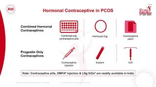 Contraception in PCOS Patients