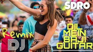 #new dj rimix song. @a2z @ //dil mein baji guitar 2020 new dj rimix song hindi...