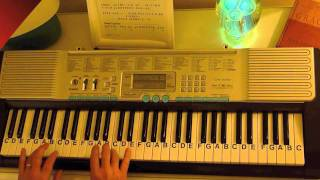 How to Play ~ La Bamba ~ Ritchie Valens ~ LetterNotePlayer ©