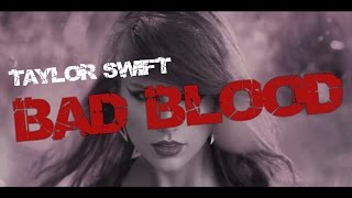 "Taylor Swift - ""Bad Blood"" by DCCM (Punk Goes Pop) Metal Cover Screamo Rock"