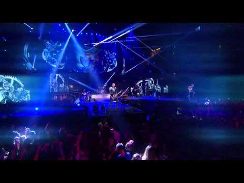 Miligram - 21 vek - Electric Tour - Kombank Arena - Novembar 2014 - Full HD