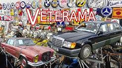 Veterama Mannheim 2019 / 4K