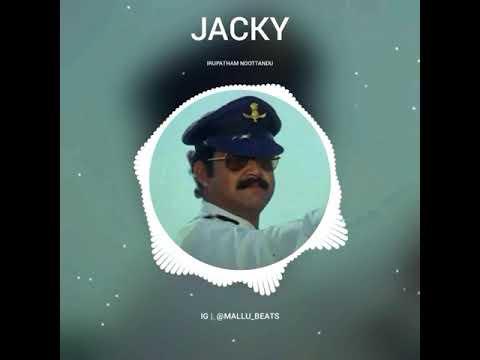 Sagar Alias Jacky BGM | Irupatham Noottandu BGM | Mohanlal BGM