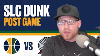 Utah Jazz vs Portland Trail Blazers: Post Game Reaction - Donovan Mitchell scores 27!