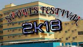 Sports Festival 2k18 | Dar ul Hijra International School & College | Medina, Saudi Arabia .