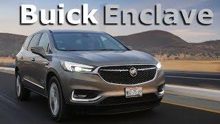 Buick Enclave - Con aspiraciones de grandeza | Autocosmos