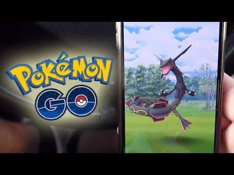 BRUTAL HORA LEGENDARIA! Buenos IV y… ¡OTRO RAYQUAZA SHINY en Pokémon