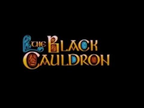 The Black Cauldron - Disneycember
