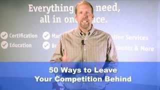 50 Ways to Leave Your Competition Behind: Promo