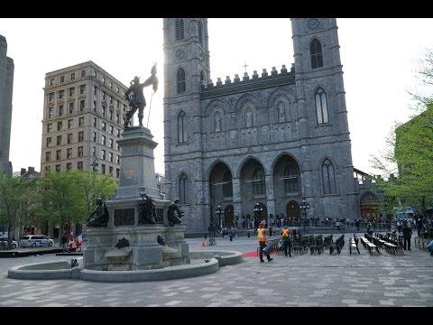 Messe du 375e anniversaire de fondation de Montréal