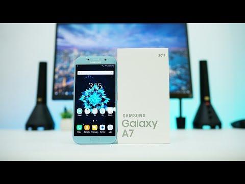 Samsung Galaxy A7 2017 Review Indonesia - Kemahalan?