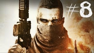 Spec Ops The Line - Gameplay Walkthrough - Part 8 - Mission 7 - THE BATTLE