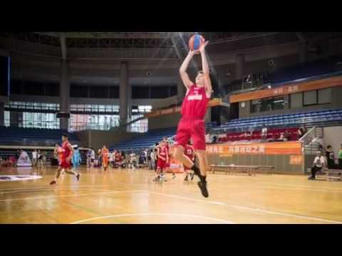 Torneo Basket Giugno 2016 Shenzhen