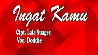 DODDIE LATUHARHARY - INGAT KAMU (Official Music Video)
