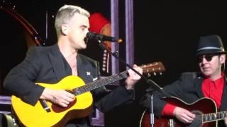 Robbie Williams - Motherfucker (Charlie's song) - 25-4-15 Abu Dhabi HD FRONT ROW