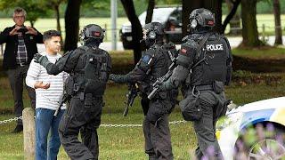 Al menos 49 muertos en un ataque contra dos mezquitas en Nueva Zelanda
