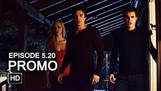 The Vampire Diaries 5x20 Promo - What Lies Beneath [HD]