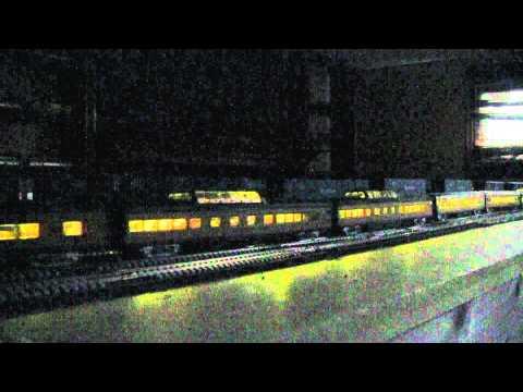test with rapido interior lighting on rivarossi passenger cars youtube. Black Bedroom Furniture Sets. Home Design Ideas