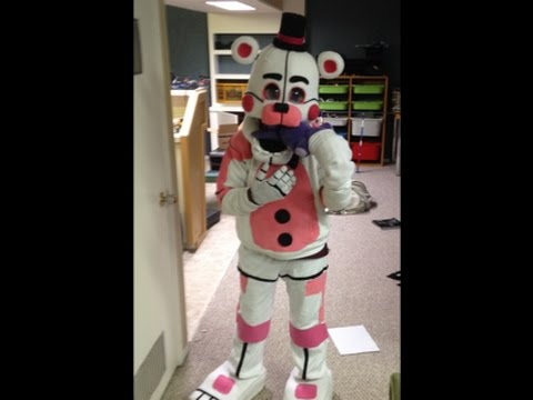 making funtime freddy