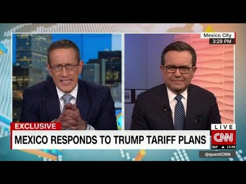 Mexico's Economy Secretary responds to Trump's ...