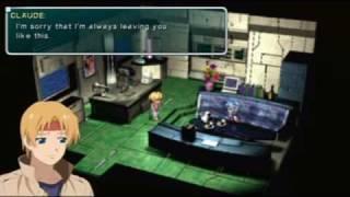 Star Ocean: Second Evolution(psp) - Rena(Highest Relationship) & Claude Ending (25)