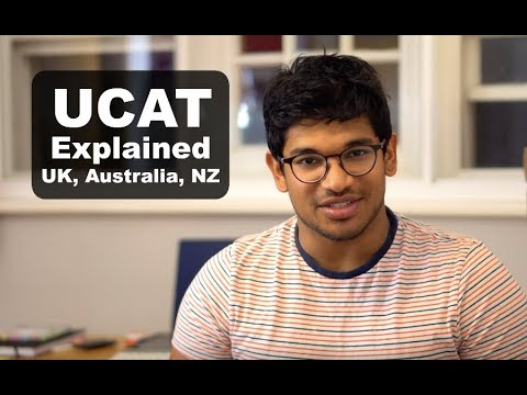 The UCAT Explained 2019 - UK, Australia and New Zealand Medical Schools