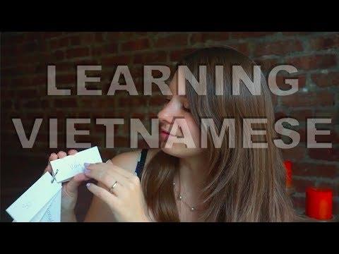 How To Learn Vietnamese (My Journey) | Người Nước Ngoài Học Tiếng Việt | Audrey Nguyen