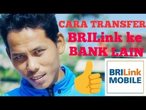 Cara Transfer BRILink Mobile ke Bank Lain