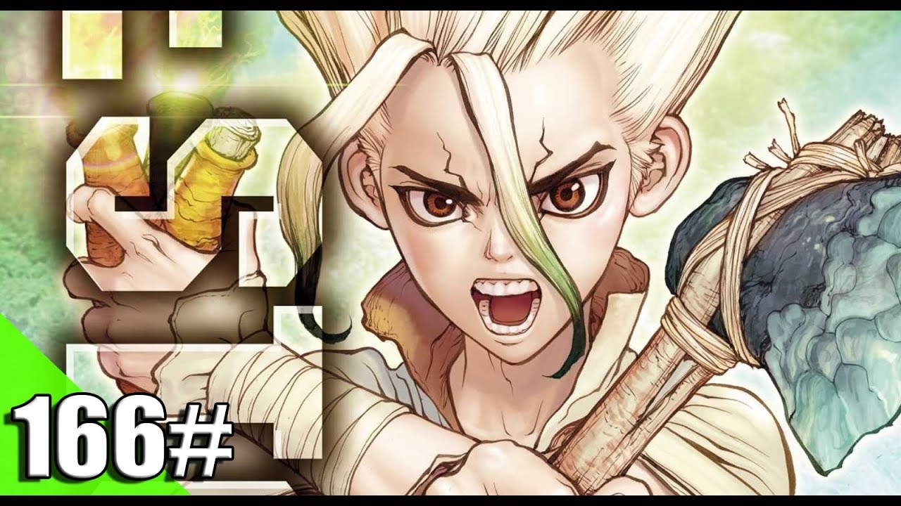 Dr. STONE Y FIRE FORCE LLEGAN EN 2019 | Noticias anime 166