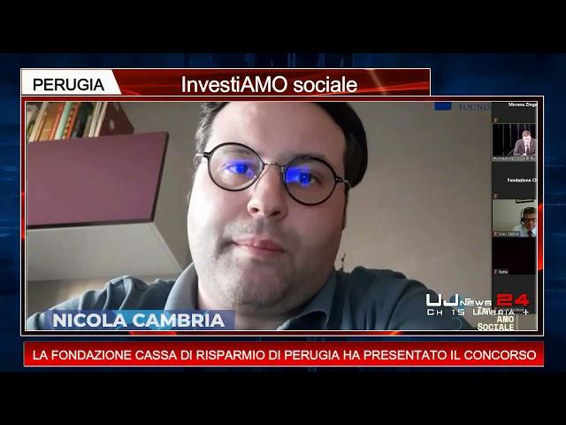 Tg Umbria+Teleterni dell'8 aprile 2021