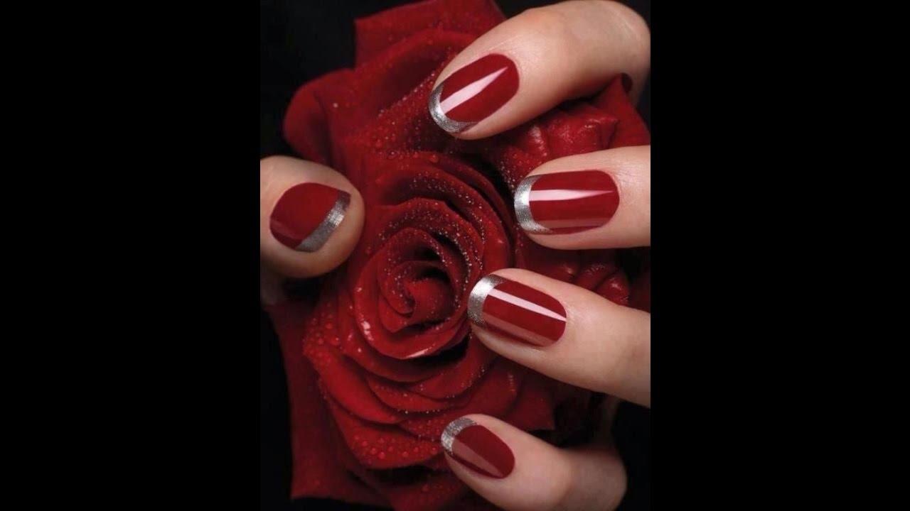 nail polish designs easy at home - youtube