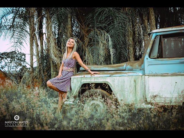 Filme Keit Melo ensaio fotográfico feminino | Formosa go | Maycon Matos