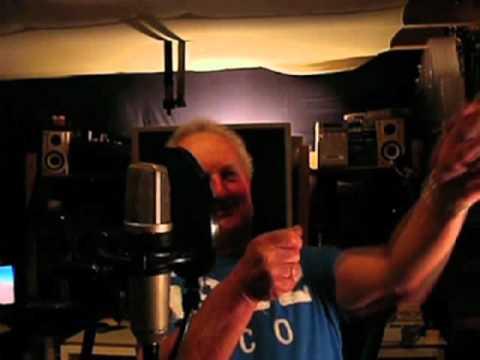 Alec James singing new charity Dorset single Marga...