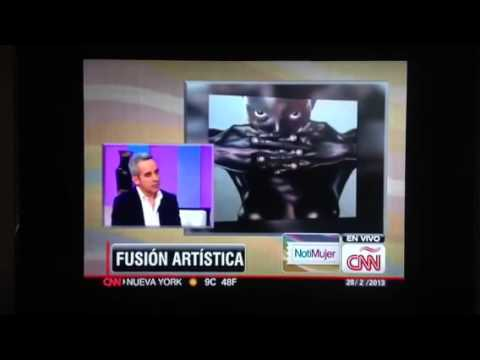 Santiago Medina at  CNN Español  February 28, 2013.