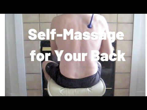 Back Pain: Massage It Away