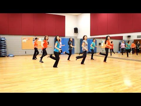 3 Amigos - Line Dance (Dance & Teach in English & 中文)