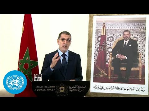 🇲🇦 Morocco - Head of Government Addresses General Debate, 75th Session