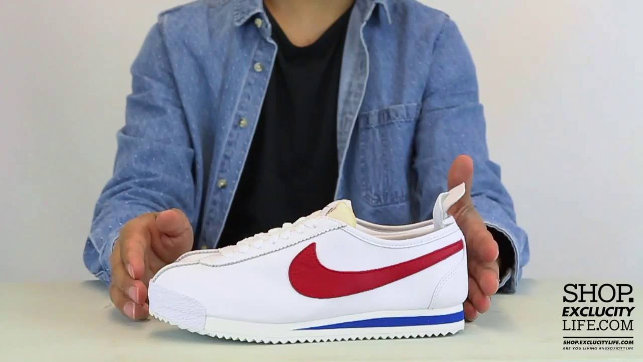 f85ddfc2d81b Women s Cortez  72 Unboxing Video at Exclucity - YouTube