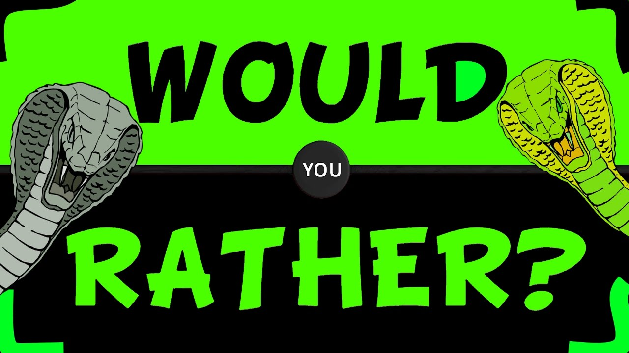 Would You Rather German