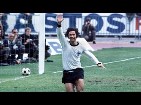 Gerd Müller, Der Bomber [Best Goals]