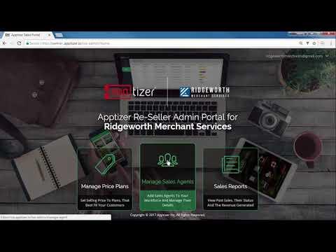 Apptizer Reseller Portal Guide | Resources