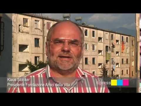 Burrel - centro diurno per persone disabili - Albania 2010