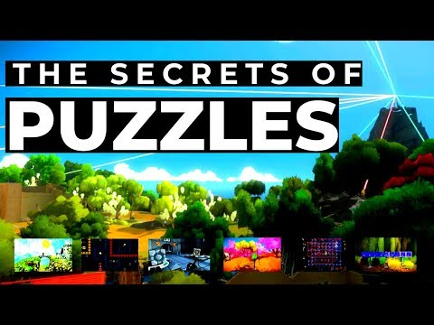 The Art of Puzzle Design | How Game Designers Explore Ideas and Themes with Puzzles and Problems