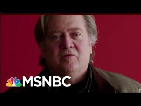 NYT: Former White House Chief Strategist Steve Bannon Calls Collusion A Joke | Morning Joe | MSNBC