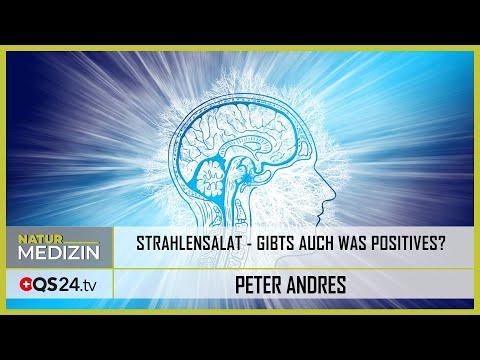 Gibt's im Strahlensalat auch was Positives?   Naturmedizin   QS24 Gesundheitsfernsehen