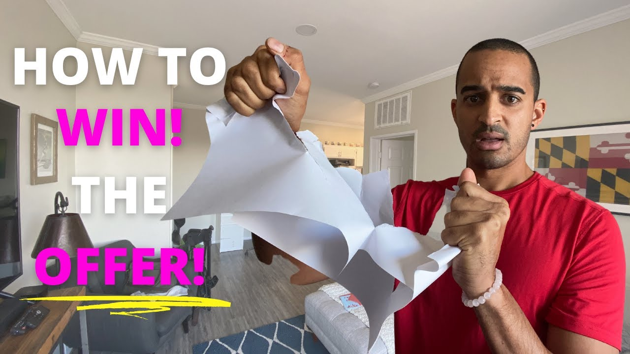 How To Win The Offer On A House