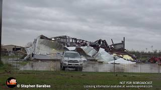 Hurricane Harvey Corpus Christi, Texas (8/25/2017)