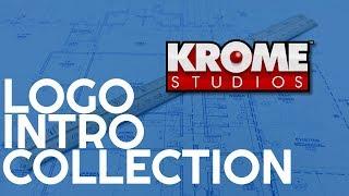 Krome Studios Logo Intro Collection (2000-2018)