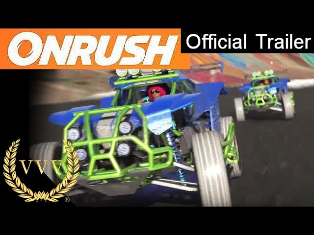 ONRUSH Trailer - Codemasters